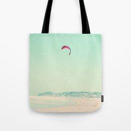 wind surfin'  Tote Bag