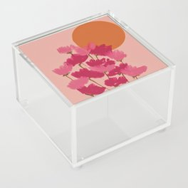 and where will we be on august 14th? Acrylic Box