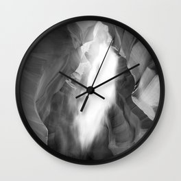 Spirits On The Rise Wall Clock