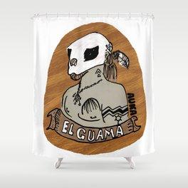 El Guama Shower Curtain