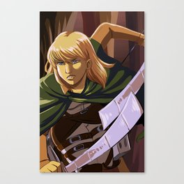 Christa Canvas Print