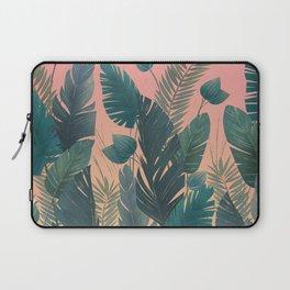 Tropical Garden II Laptop Sleeve