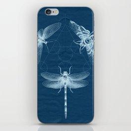 X-RAY Insect Magic iPhone Skin