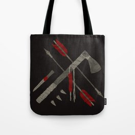 """""""Go West"""" #2 Tote Bag"""