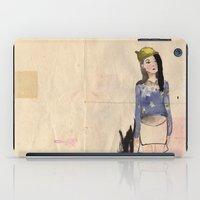whatever iPad Cases featuring Whatever by siutaam