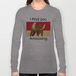 I FIND YOU AMOOSING Long Sleeve T-shirt