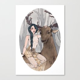 yakushima Canvas Print