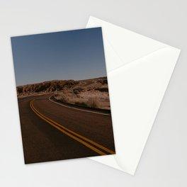 Desert Road Stationery Cards