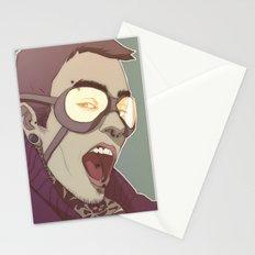 sunlighthurtsmyeyes Stationery Cards