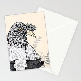 Crested Myna Stationery Cards