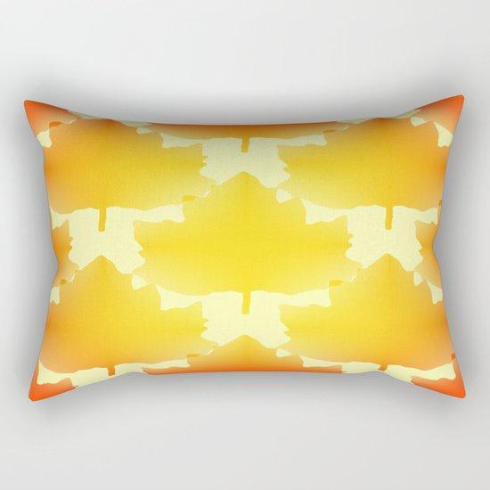 Crisp Autumn Rectangular Pillow