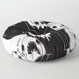 666 Floor Pillow