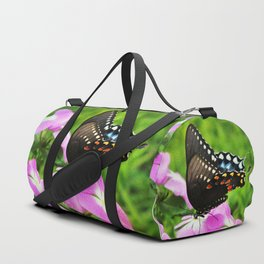 Swallow Tail Butterfly Duffle Bag