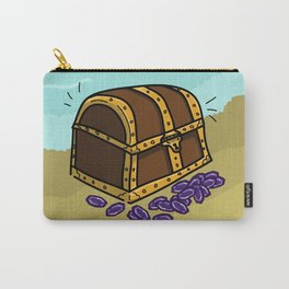 Loot: Treasure Chest Carry-All Pouch