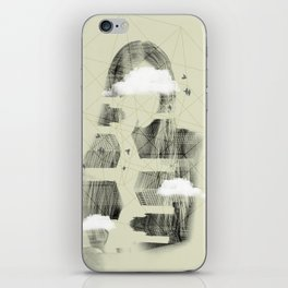 Facet Sky iPhone Skin