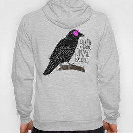 Quoth the Raven Hoody