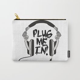 Plug Me In Carry-All Pouch