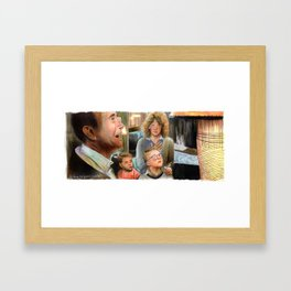 A Christmas Story - Indescribably Beautiful Framed Art Print