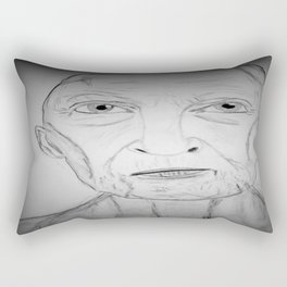 Natural Disaster. Rectangular Pillow