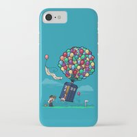 hallion iPhone & iPod Cases featuring Come Along, Carl by Karen Hallion Illustrations