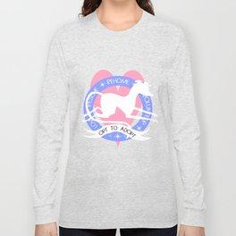 Opt to Adopt Long Sleeve T-shirt