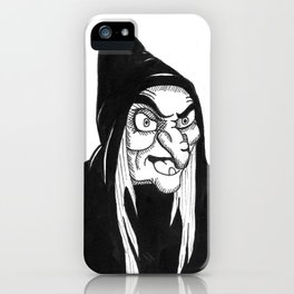 Queen Grimhilde iPhone Case