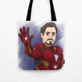 TonyStark/Infinity War Tote Bag