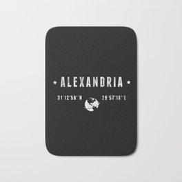 Alexandria Bath Mat