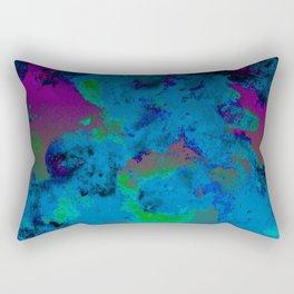 After the Purple Rain, Purple Sunset, RIP Rectangular Pillow