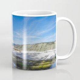 Mammoth Hot Springs, Yellowstone National Park 2 Coffee Mug