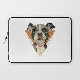 Puppy Eyes 5 Laptop Sleeve