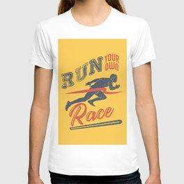 Run your race T-shirt