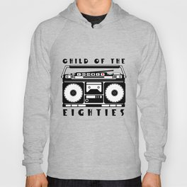 Eighties Music Hoody