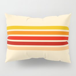 5 Colorful Stripes 22 Pillow Sham