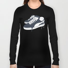 PUMA SUEDE Long Sleeve T-shirt