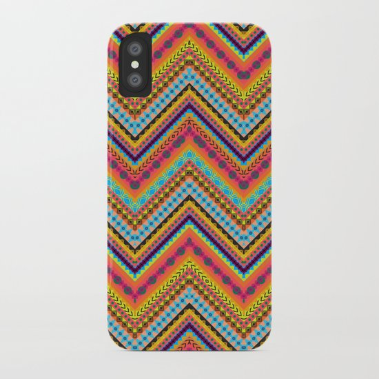 Tribal Chevron iPhone Case