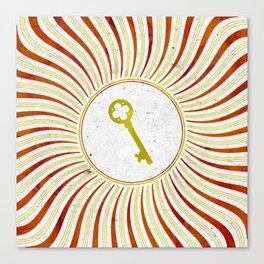 Phantom Keys Series - 10 Canvas Print