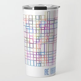 Be Urbane Travel Mug
