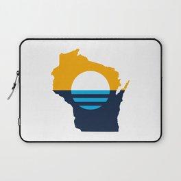 Milwaukee Wisconsin Laptop Sleeve