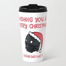 K-2SO Christmas Travel Mug