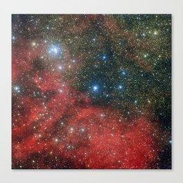 Beautiful universe Canvas Print