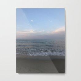 Pretty Outer Banks Beach View Metal Print