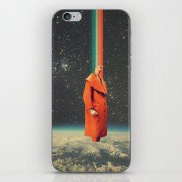 Spacecolor iPhone Skin