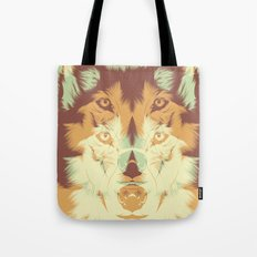 WOLF A. Tote Bag