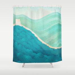 China Shower Curtain