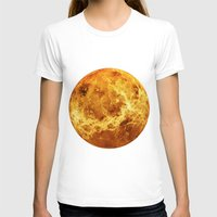 venus T-shirts featuring Venus by Tobias Bowman