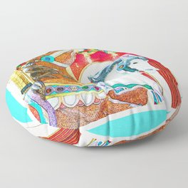 Prance Floor Pillow