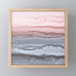 WITHIN THE TIDES - SCANDI LOVE Framed Mini Art Print
