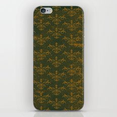 Victorian Wallpaper iPhone & iPod Skin