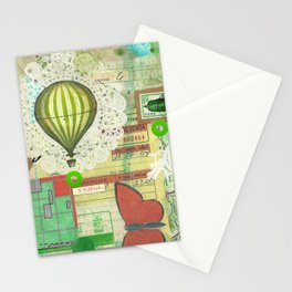 express balloon Stationery Cards